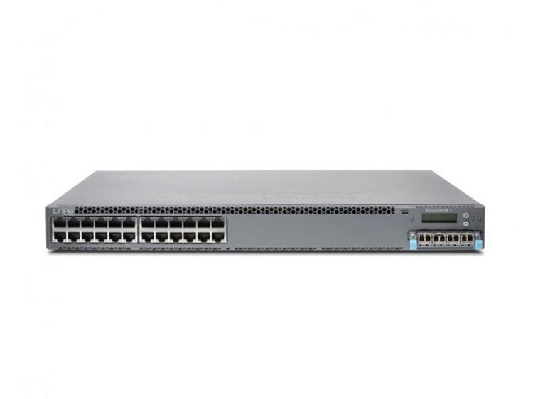 Switch Juniper EX4300 24-port 10/100/1000BaseT EX4300-24T