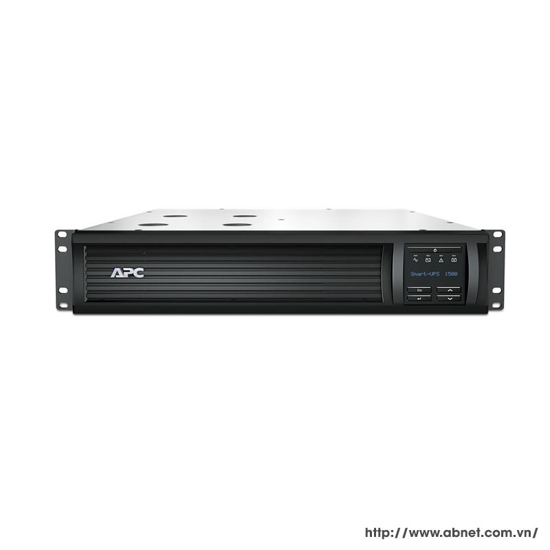 APC Smart-UPS 1500VA LCD 230V SMT1500RMI2U