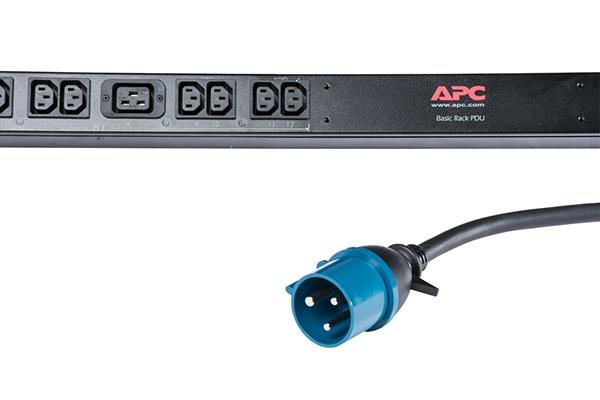 Rack PDU, Basic, Zero U, 32A, 230V - Thanh nguồn PDU AP7553