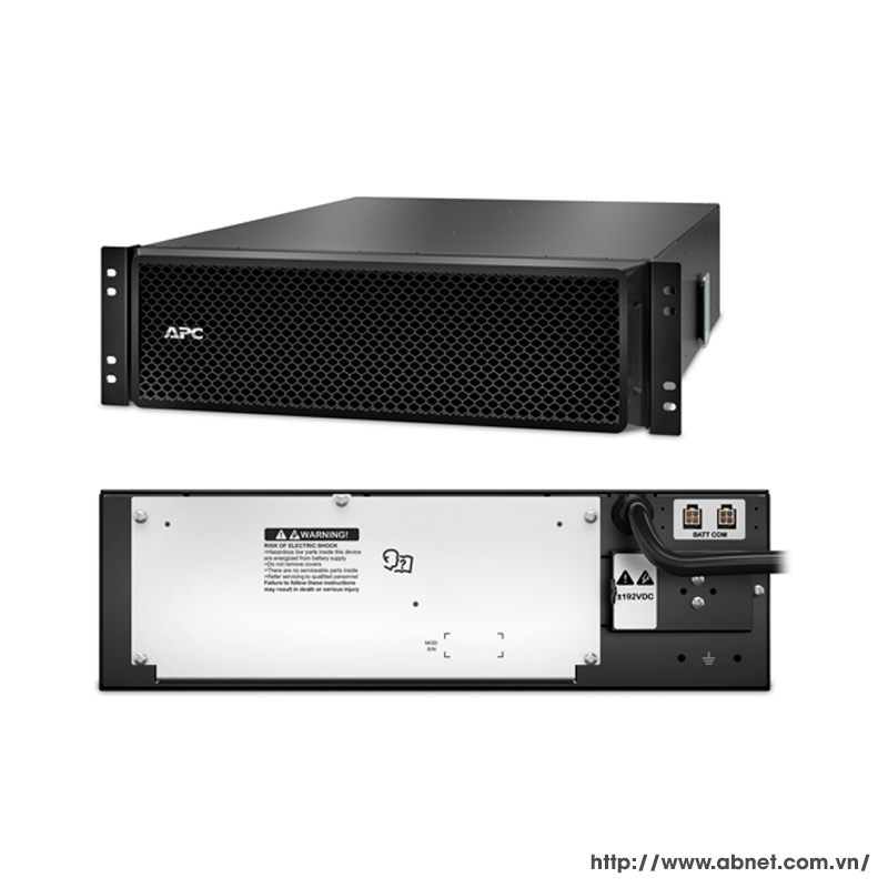 APC Smart-UPS SRT 192V 8kVA and 10kVA RM Battery Pack SRT192RMBP2