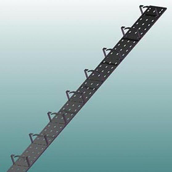 Thanh quản lý Cable hàng dọc - Vertical Cable Management VCM