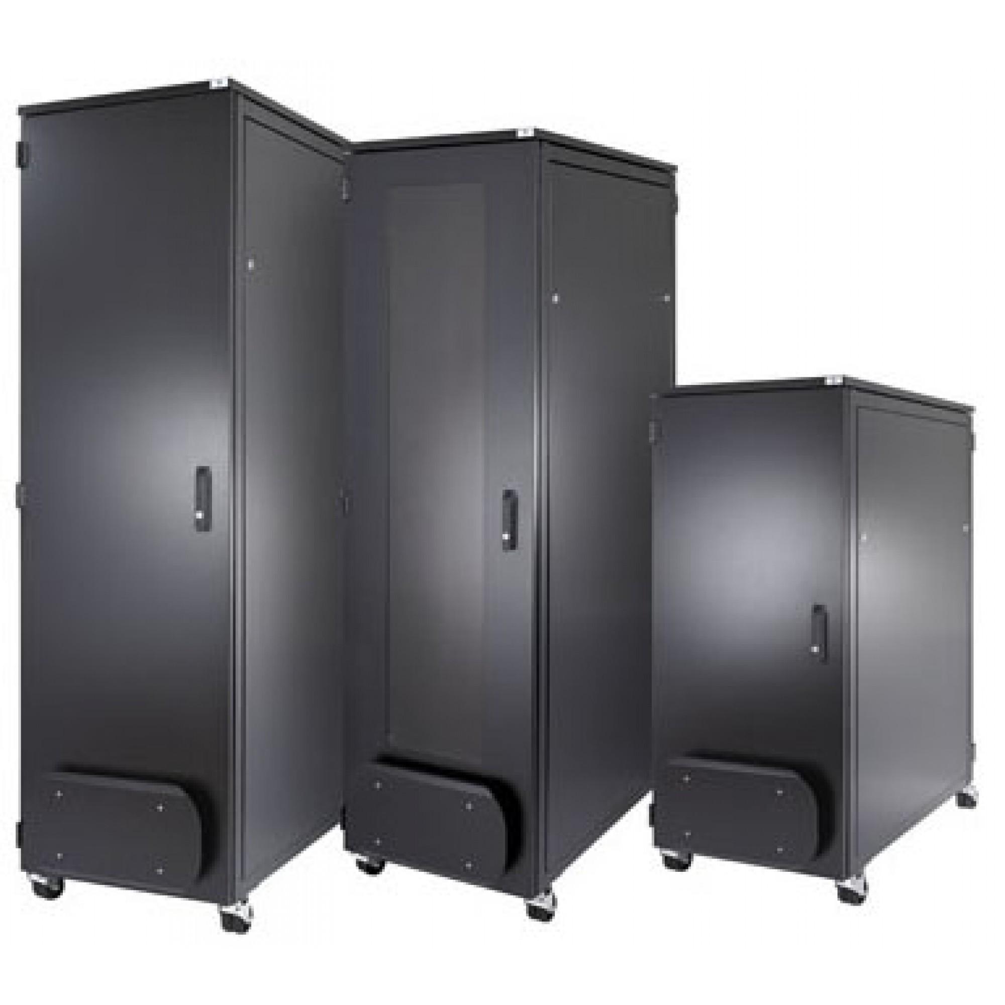 ABNET Cabinet 36U-800, gồm 2 quạt, 1 ổ cắm 6 Outlet 36U800