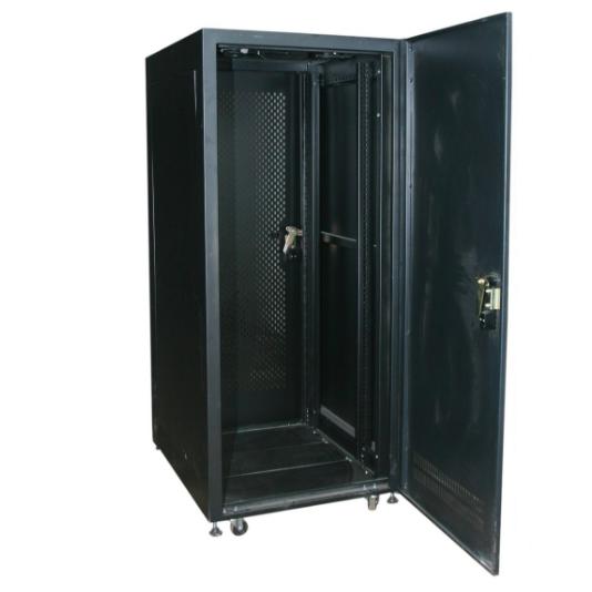 ABNET Cabinet 27U-800, gồm 2 quạt, 1 ổ cắm 6 Outle 27U800