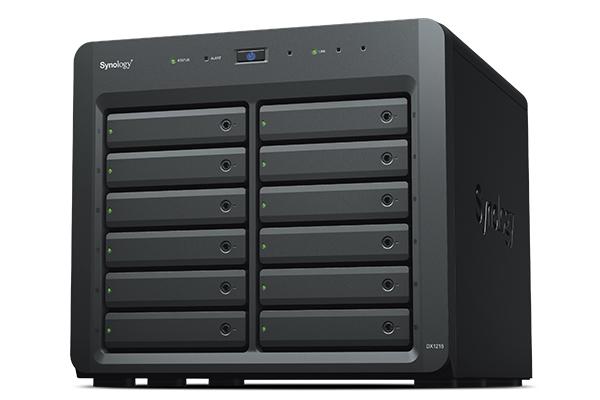 Thiết bị lưu trữ mạng NAS Synology Expansion Unit DX1215