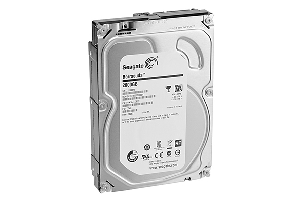 Ổ cứng Seagate Barracuda 2TB 64MB cache ST2000DM001